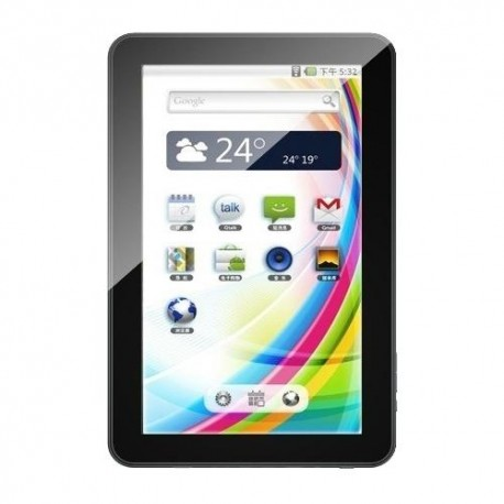 "TABLETA 7"" CAPACITIVE DUAL-CORE 4GB"